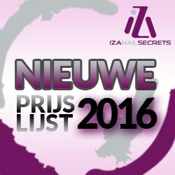 Nieuwe prijslijst 2016!